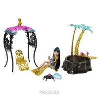 Фото Mattel Monster High Оазис пустыни Страхов с Клео де Нил 13 Желаний (Y7716)