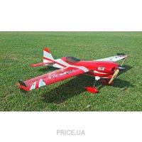 Фото Precision Aerobatics XR-61 1550мм 3D KIT (PA-XR61-RED)