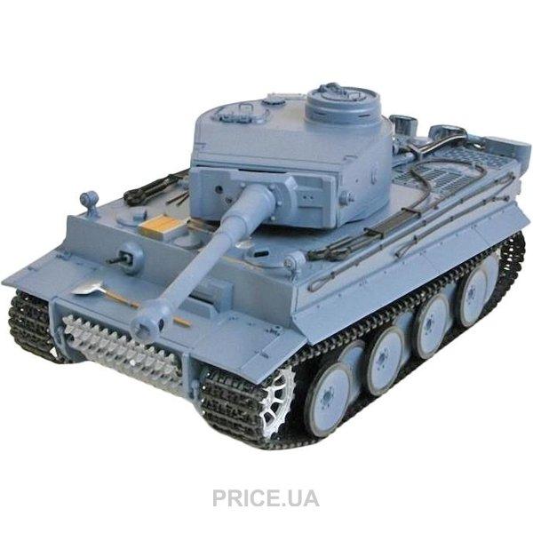 Радиоуправляемый танк от Heng Long - YouTube