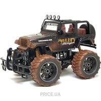 Фото New Bright Jeep Wrangler Mud Slingers 1:10 (31079)