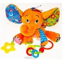 Фото Biba Toys Игрушка-подвеска Веселый слоник (992DS)