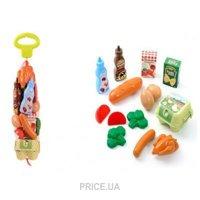 Фото Ecoiffier Набор продуктов в сетке (950)