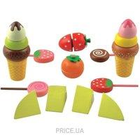Фото Мир деревянных игрушек Набор десерт (Д119)