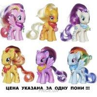 Фото Hasbro My little Pony Пони с аксессуарами, в ассорт. (B0384)