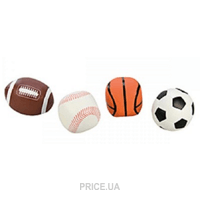 Фото LENA Мяч мягкий спортивный, 10 см (62185)