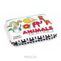Фото Canpol Babies Книжечка мягкая с пищалкой Цветные зверюшки (74/009)