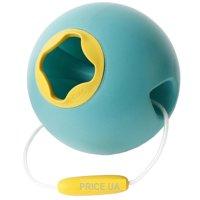 Фото Quut Сферическое ведро Ballo Бирюзово-желтое (170105)