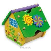 Фото Viga Toys Веселый домик (59485)