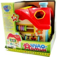 Фото Limo Toy Чудо-домик (M0001U/R)