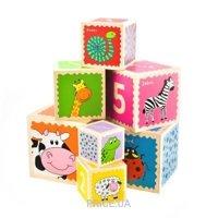 Фото Na-Na Набор деревянных кубиков (IE178)