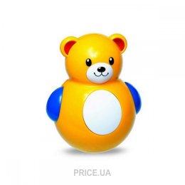 Фото Tolo Toys Неваляшка-медведь (86205)