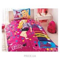 Фото TAC Комплект постельного белья Barbie Face Of Fasion
