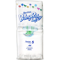 Фото BABYBABY Soft Standard Junior 5 (44 шт)