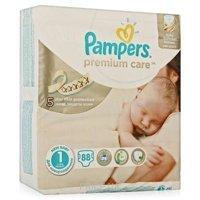 Фото Pampers Premium Care Newborn 1 (88 шт.)