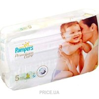 Фото Pampers Premium Care Junior 5 (44 шт.)