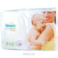 Фото Pampers Premium Care Mini 2 (72 шт.)