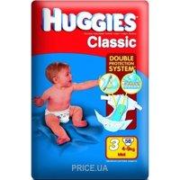 Фото Huggies Classic 3 (58 шт.)