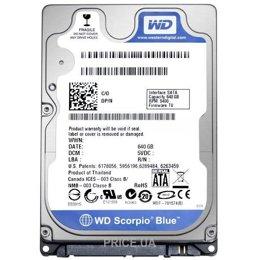 Western Digital WD6400BPVT