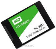 Фото Western Digital SSD Green 120GB (WDS120G1G0A)
