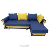Фото MebleBen Угловой диван-кровать Шейрон