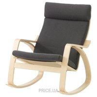 Фото IKEA POANG Кресло-качалка (690.904.75)