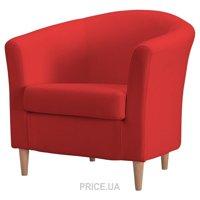 Фото IKEA TULLSTA кресло, красный (701.008.74)