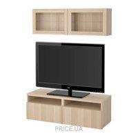 Фото IKEA BESTA Шкаф для ТВ (390.666.55)