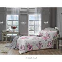 Фото TAC Peony V01 розовый двуспальный Евро