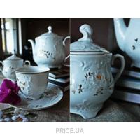 Фото Cmielow Набор чайных чашек без блюдец Rococo 9705 250 мл