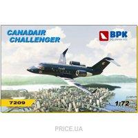 Фото BIG Пассажирский самолет Challenger Canadair (BPK7209)