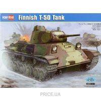 Фото Hobby Boss Финский танк T-50 (HB83828)