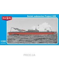 """Фото Micro-Mir Советская подводная лодка """"Проект 628"""" (MM350-030)"""