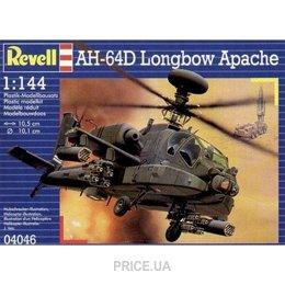 "Фото Revell Боевой вертолет ""Longbow Apache AH-64D"", (RV04046)"