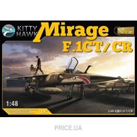 Фото Kitty Hawk Истребитель Mirage F.1 CT/CR (KH80111)