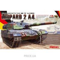 Фото Meng Model Немецкий основной боевой танк Leopard 2А4 (MENG-TS016)