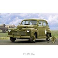 Фото ACE US Army Staff Car model 1942 (72298)