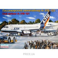 Фото Eastern Express Пассажирский авиалайнер А-318-121 (EE14441)
