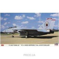 Фото Hasegawa F-14B Tomcat «VF-11 Red Rippers 75th Anniversary» (HA00881)