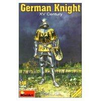 Фото MiniArt Hемецкий рыцарь XV в. (MA16002)