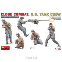 Фото MiniArt Ближний бой. Американские танкисты (MA35135)