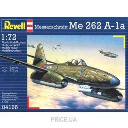 Фото Revell Реактивный истребитель Мессершмитт Me.262A1a «Швальбе». (RV04166)