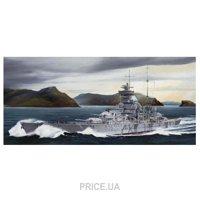 Фото Trumpeter Немецкий линкор Prinz Eugen 1942 (TR05766)