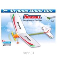Фото ZT model Самолет Seagull Free Flight с электромотором (AA01101)