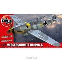 Фото Airfix Истребитель Messerschmitt Bf109G-6 (AIR02029A)