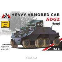 Фото AMG Models Тяжелый бронированный автомобиль ADGZ (late) (AMG35502)