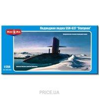 Фото Micro-Mir Американская атомная подводная лодка SSN-637 'Sturgeon' (MM350-004)