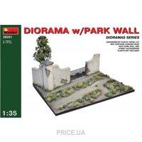 Фото MiniArt Диорама с парковой стеной (MA36051)