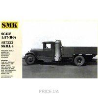 Фото SMK Cоветский газогенераторный автомобиль ЗИС-13 (87222)