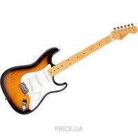 Фото Fender Stratocaster MN 3SB Ltd 58