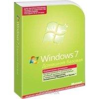 Фото Microsoft Windows 7 SP1 Домашняя базовая 64 bit Русский DSP OEI (F2C-00886)